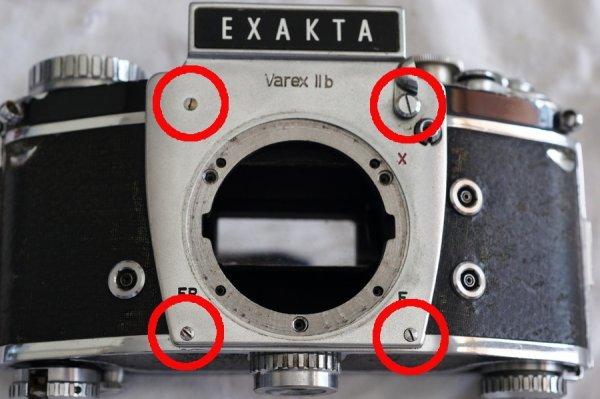 part or repair exakta